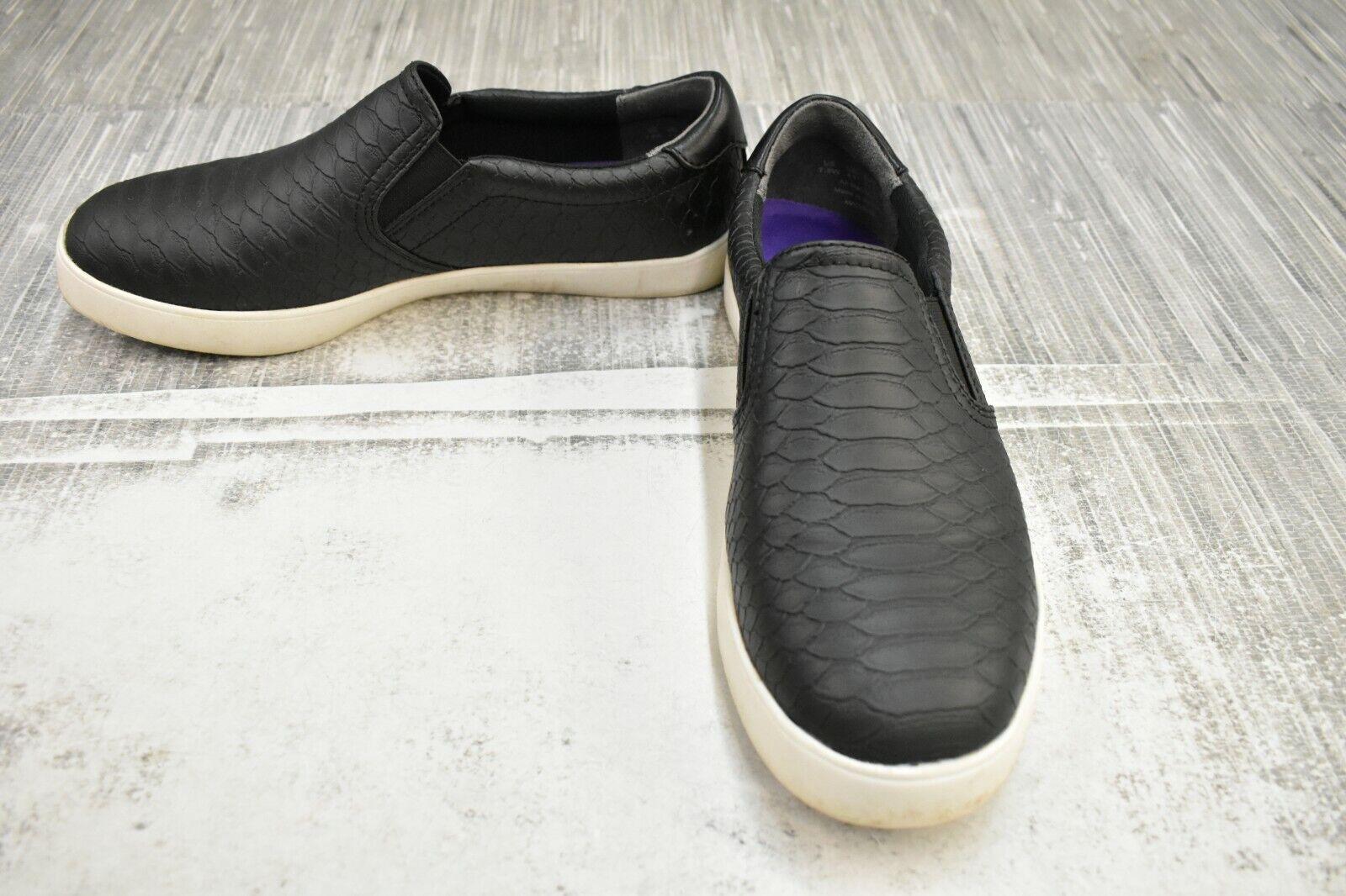 ** Dr. Scholl's Madison Confort À Enfiler Chaussures, Femme Taille 7.5 W, noir