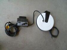 Magnaflux Black Light Transformer With Reel Mercury Vapor Lamps