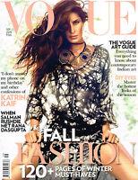 VOGUE INDIA 09/2015 KATRINA KAIF Kendal Jenner KATHOLENO KENSE Aya Jones @NEW@