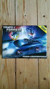 Transformers Timelines Tfcc Collector Club Punch Counter Nouveau et authentique