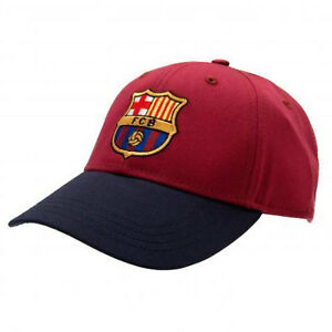 147508cd64f1b Image is loading F-C-Barcelona-Unisex-Official-6-Panels-Core-Cap