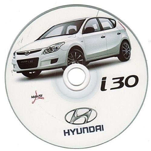 Hyundai i30 manuale officina workshop manual