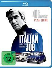 THE ITALIAN JOB, Charlie staubt Millionen ab (Michael Caine) Blu-ray Disc NEU