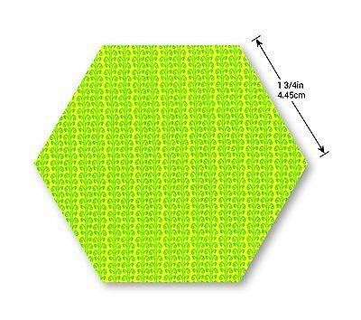 Sizzix Bigz Die Hexagaon 1 3/4-inch Sides, Set of 1
