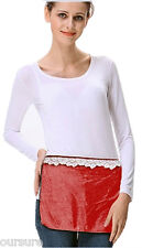 OurSure Anti Radiation Shield Maternity Belly Apron Protection 8900658 Reds