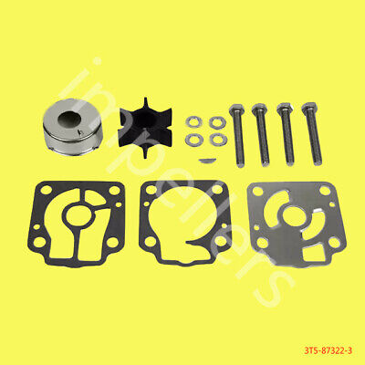 WATER PUMP IMPELLER KIT FOR TOHATSU OUTBOARD  40 50 HP  3T5-87322-3
