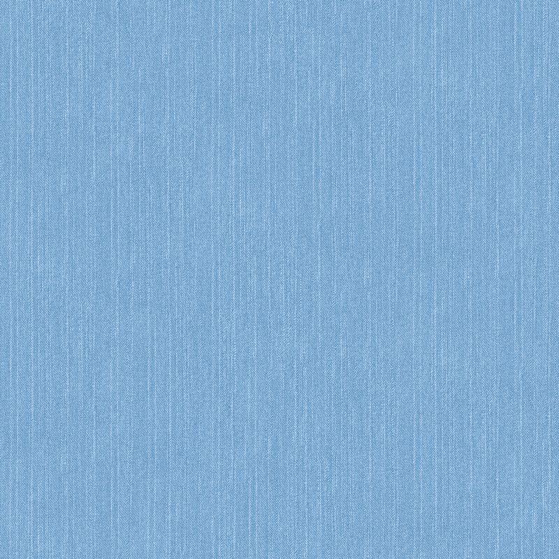 Rasch Tapete Cabana 148605 Textiloptik blau Vliestapete Designtapete Vlies