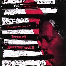 The-Genius-Of-Bud-Powell-von-Powell-Bud-CD-Zustand-gut