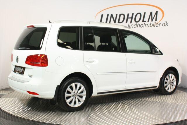 VW Touran 2,0 TDi 140 Highline BMT 7prs
