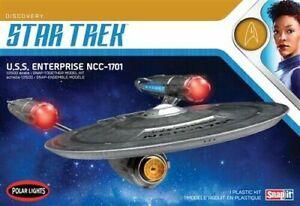 Polar-Lights-971-Star-Trek-Discovery-USS-Enterprise-1-2500-scale-SNAP-model-kit