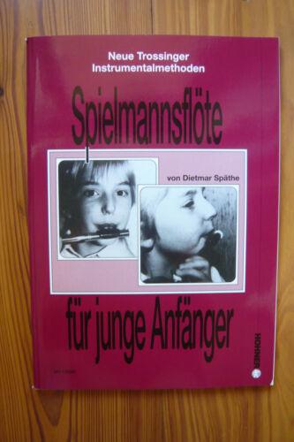 Spielmannsflöte-Schule Spielmannsflöte für junge Anfänger Mängelexemplar