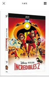 INCREDIBLES-2-Brand-New-DVD-Factory-Sealed-Free-Shipping