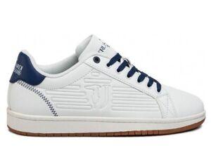 Scarpe-da-uomo-Trussardi-Jeans-77A00215-casual-sportive-basse-sneakers-estive