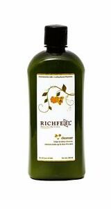 Richfeel Cleanser,Helps To Deep Cleanse Remove Make Up And Clear The Skin500ml