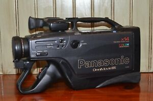 Panasonic Omnimovie Pv 950 Vhs Camcorder For Parts Or Repair Untested Ebay