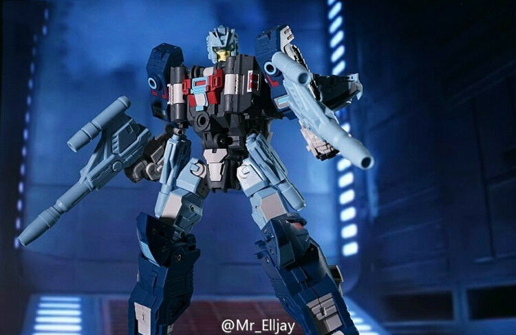 Fansproject Function  M.A.D.L.A.W. MADLAW,Jpanese version.