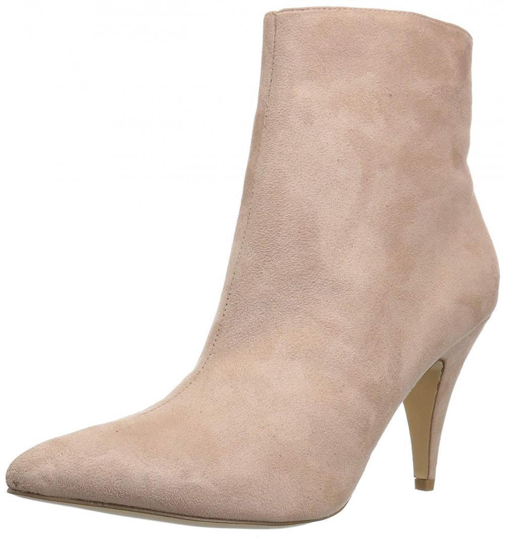 Carlos Carlos Carlos by Santana Wouomo Mandarin Fashion Ankle stivali High Heel avvioie 5d0933