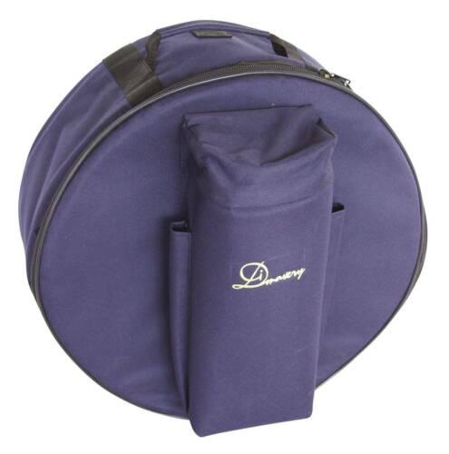 Snare Drum Bag BELLY blau Nylon Trommeltasche für Snaredrum // Snaretasche