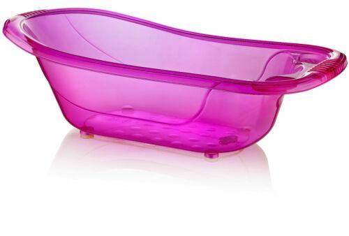 KIDS PURPLE AQUA BABY TUB 50 LITRE LARGE PLASTIC BABY BATH INFANT