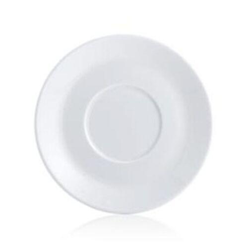 Bernardaud Fusion Blanc Saucer ~new~