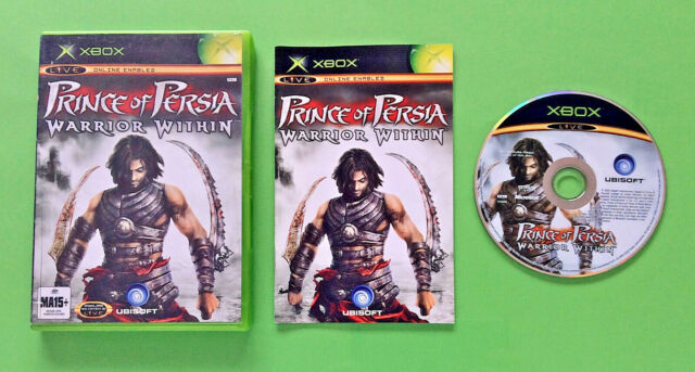 Prince of Persia: Warrior Within - Microsoft XBox