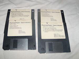 Paperport-Software-Version-3-0-1-for-Windows-on-3-5-floppy-disks