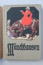 G.A.Bürger - Freiherrn von Münchhausen - Jugendstil