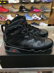 new styles 68923 ec571 Image is loading Nike-Air-Jordan-9-Retro-034-Bred-034-