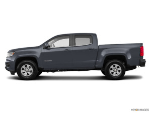 2018 Chevrolet Colorado WT
