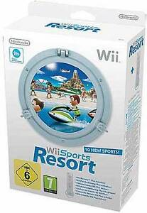 Nintendo-wii-sports-resort-remote-en-blanc-avec-int-motion-plus-excellent-etat