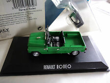 Norev 1/43 Renault Rodeo