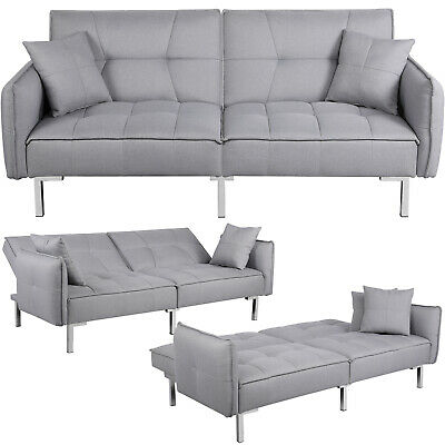Convertible Sleeper Sofa Bed Sectional
