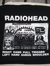 Radiohead Pull The Trigger Shirt Choose Your Size S/M/L/XL Original Designs
