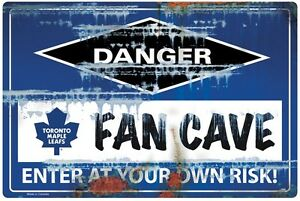 4ca5109be45 Image is loading NHL-TORONTO-MAPLE-LEAFS-FAN-CAVE-SIGN
