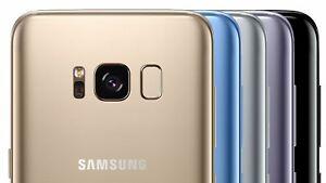 NEW-SEALED-in-Box-Samsung-S8-PLUS-G955-USA-UNLOCK-SMARTPHONE-ArcticSilver-64G