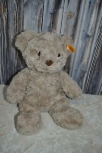 "STEIFF Teddy Bear Honey Stuffed Animal Plush 113420 teddybar 11"""