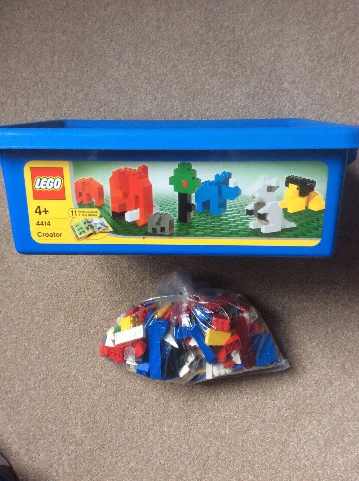 Lego Creator 4414 X 2 Sets