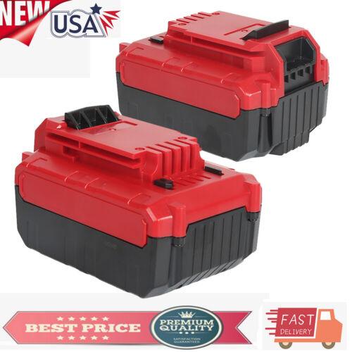 1//2PC 20Volt 5.0Ah Lithium Battery For Porter Cable 20V Max PCC685L PCC680L PH