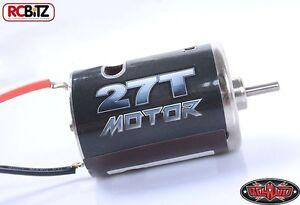 Rc4wd Z-e0067 540 crawler cepillado motor 27t