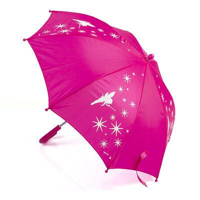 Ombrello cambia colore per bambini rosa