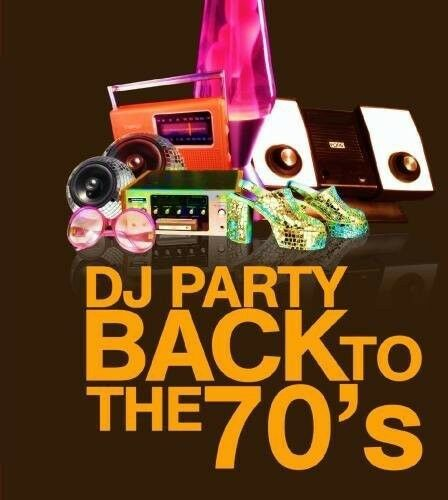 DJ Party - Back to the 70's [New CD] Manufactured On Demand