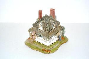 Lilliput-Lane-House-DIAMOND-Cottage-Classics-Collection-Box-Handmade