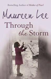 Maureen-Lee-Through-The-Storm-Tout-Neuf-Livraison-Gratuite-Ru