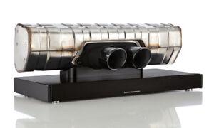 Details about Genuine Porsche 911 Soundbar Porsche Design Surround System  Dts Trusurround™