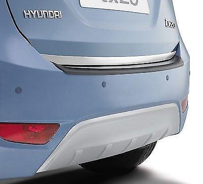 Genuine Hyundai Ix20 Rear Bumper Protector HMY1210014