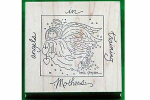 Rubber-Stamp-Angels-in-Training-Mothers-Stamps-Happen-Inc