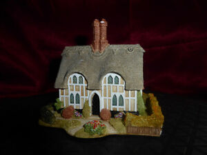 LiLLIPUT-LANE-Hopcroft-Cottage-English-Collection-South-East-1991-Handmade-Cumbr