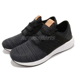 New-Balance-MCRUZKB2-D-Black-White-Men-Running-Casual-Shoes-Sneakers-MCRUZKB2D