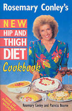 Good, Rosemary Conley's New Hip And Thigh Diet Cookbook, Patricia Bourne, Rosema