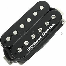 Seymour Duncan SH-11 Custom Custom High-Output Pro Guitar Humbucker Pickup Black